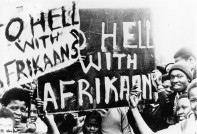 'To Hell with Afrikaans'