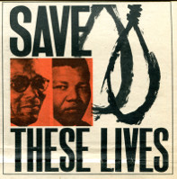 Poster - save these lives