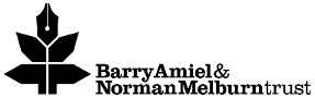 Barry Amiel and Norman Melburn Trust logo