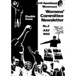wnl03. AAM Women's Newsletter 3, July 1982