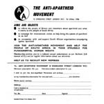 60s12. AAM membership form, 1962/63