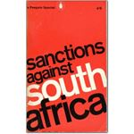 60s18. Sanctions against South Africa