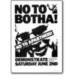 80s17. No to Botha!