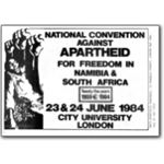 80s18. National Convention Against Apartheid