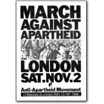 80s24. 'March Against Apartheid', 2 November 1985