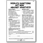 80s37. 'People's Sanctions – Break the Links'