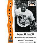 90s08. Freedom Run leaflet