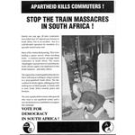 90s10. 'Apartheid Kills Commuters'
