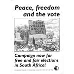 90s23. 'Peace, Freedom and the Vote'
