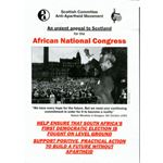 90s26. An Appeal to Scotland for the African National Congress