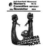 wnl16. AAM Women's Newsletter 16, Sept/Oct 1984