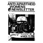 wnl33. AAM Women's Newsletter 33, August 1987
