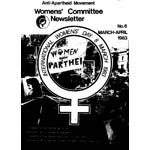 wnl06. AAM Women's Newsletter 6, March–April 1983