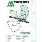 aae01. AA Enterprises catalogue, 1986