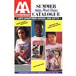 aae06. AA Enterprises catalogue, Summer 1989