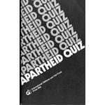 apd03. Apartheid Quiz