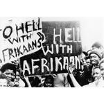 apd23. 'To Hell with Afrikaans'