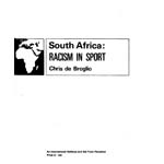 apd29. South Africa: Racism in Sport