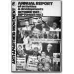 ar22. Annual Report, October 1982–September 1983