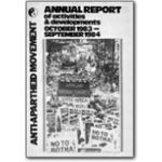 ar23. Annual Report, October 1983–September 1984