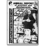 ar24. Annual Report, October 1984–September 1985