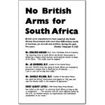 arm03. No British Arms for South Africa