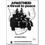 arm18. Apartheid A Threat to Peace