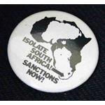 bdg13. Isolate South Africa! Sanctions Now!