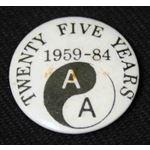 bdg20. Twenty-five Years 1959–84