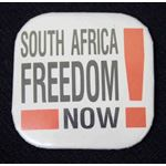 bdg25. South Africa Freedom Now!