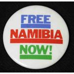 bdg29. Free Namibia Now