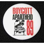 bdg41. Boycott Apartheid 89