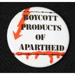 bdg44. Boycott Products of Apartheid