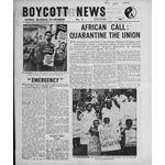 bom18. Boycott News No. 3