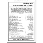 boy02. Do Not Buy South African Goods!