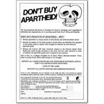 boy05. Don't Buy Apartheid!