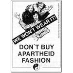 boy09. Don't Buy Apartheid Fashion