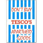 boy11. Don't Buy Tesco's Apartheid Goods