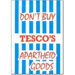 boy11. Don't Buy Tesco's Apartheid Goods