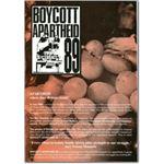 boy13. Boycott Apartheid 89 brochure