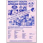 boy29. 'Ask William Low to boycott products of apartheid'