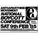 boy40. National Boycott Conference