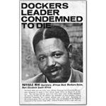 hgs01. Dockers Leader Condemned to Die