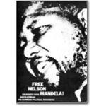 mda43. 'Free Nelson Mandela!' leaflet
