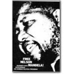 mda04. 'Free Nelson Mandela!' postcard