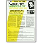 mda12. 'Cycle for Mandela', 1987