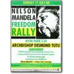 mda24. Nelson Mandela Freedom Rally