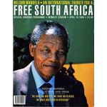 mda41. International Tribute for a Free South Africa concert programme, 1990
