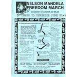 mda44. Mandela Freedom March on Tyneside