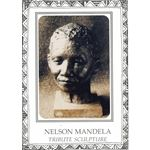 msc12. Nelson Mandela tribute sculpture